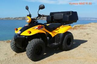 4.Kymco-MXR-80-125